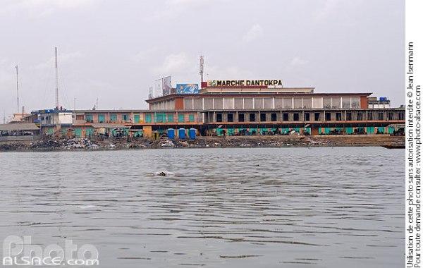 Lagune de Dantokpa : Trois personnes sauvées in extremis de la noyade