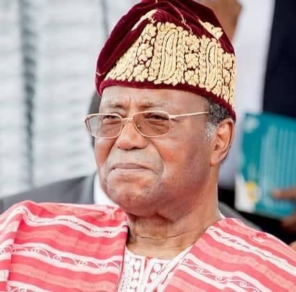 L'ancien président Nicéphore Soglo en France ce jour