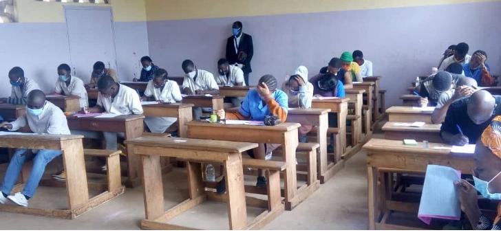 Bénin : 145.934 candidats à l'assaut du BEPC le lundi, le plus jeune candidat a 10 ans et le plus âgé, 59 ans