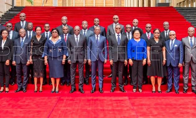 Point complet du Conseil des ministres du mercredi 02 décembre 2020