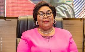 Adidjatou Mathys, ministre du travail et de la fonction publique