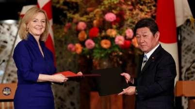 accord commercial entre le japon et le royaume uni