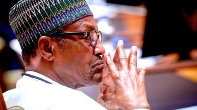 Buhari, président Nigéria