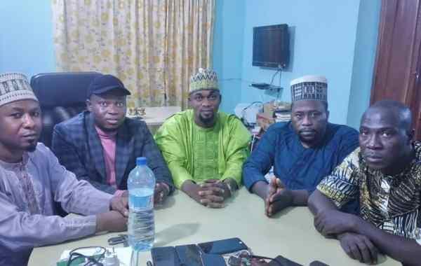 Echange fructueux entre Hassane Moussa Oba et l'Imam Chakirou Amoussou : Encore une belle pioche pour la victoire de Patrice Talon