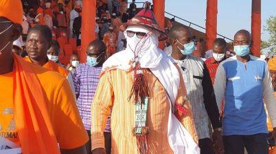 Présidentielle au Burkina-Faso : La Céni donne les résultats provisoires, Roch Kaboré vainqueur au premier tour