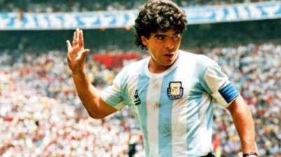 Décès de Diego Maradona