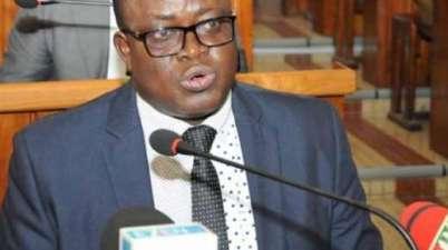 Nourénou Atchadé, vice-président du parti Les démocrates