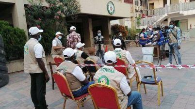 Présidentielles et législatives du 27 décembre 2020 au Niger : 90 Observateurs de la CEDEAO pour veiller au bon déroulement du processus électoral
