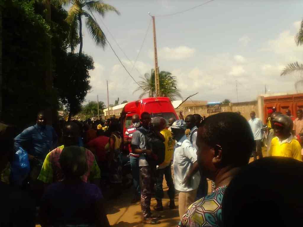 Godmey-Togoudo : Un ouvrier décède après une chute d'un poteau électrique de la SBEE
