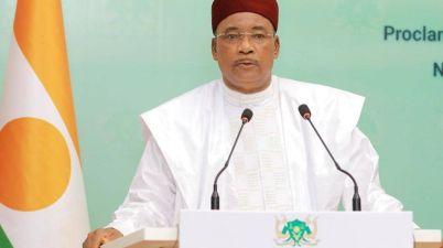 Issoufou Mohamadou parle de la révolution politique qui s'opère au Niger après son vote
