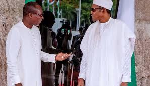 Talon de retour au bercail après sa courte visite de travail au Nigéria