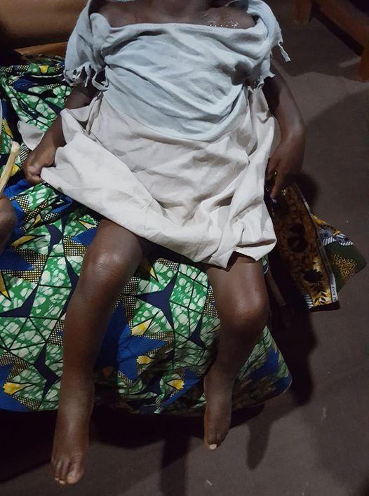 Une fillette de 2 ans trois mois enterrée vivante dans un bâtiment inachevé
