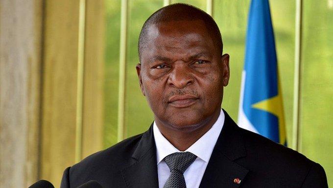 Centrafrique : Faustin Archange Touadéra remporte la présidentielle au premier tour avec