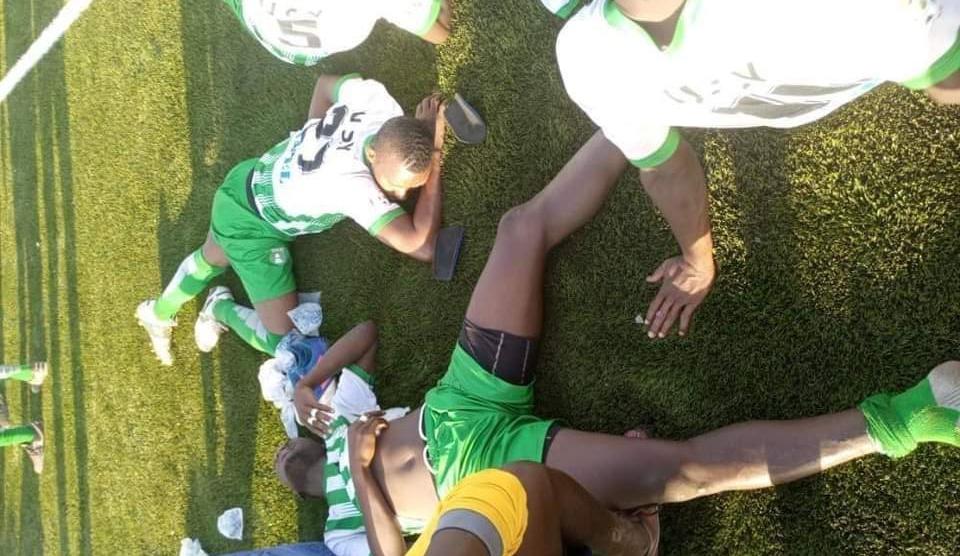 Burkina Faso: Des joueurs frappés  par des supporters de l'équipe adverse lors d'un  match de championnat