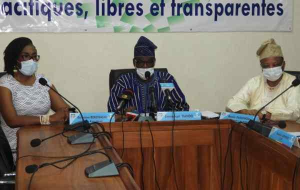 Présidentielles d'avril 2021 au Bénin : Le positionnement des duos sur le bulletin de vote connu