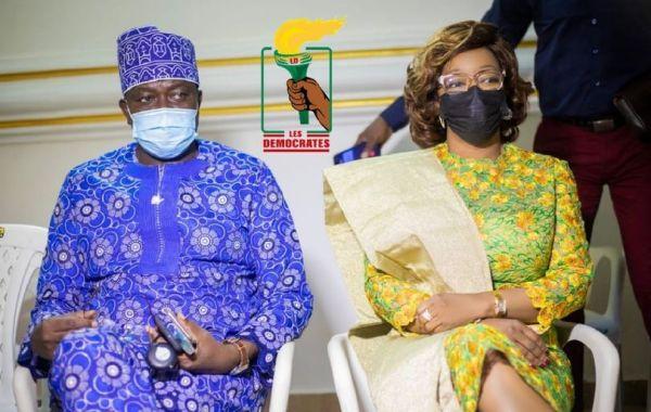 CRIET : Atchadé et Adjovi écoutés, un autre membre du parti ''Les Démocrates'' convoqué le lundi, Madougou réagit avec sérénité