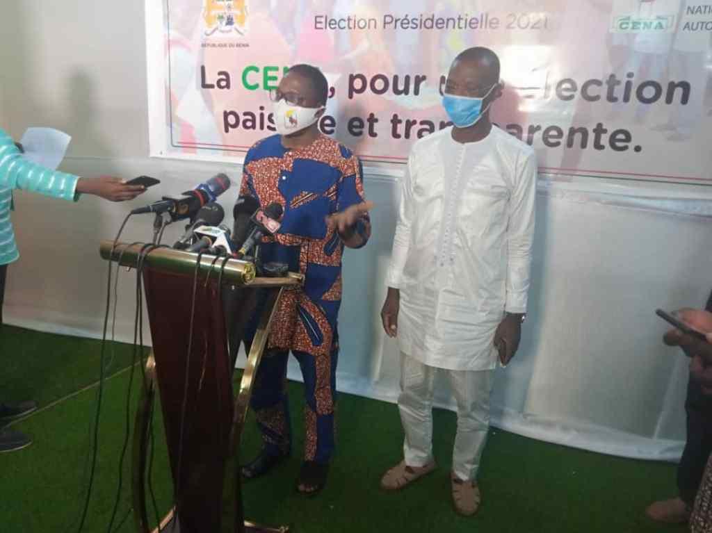 Corentin Kohoué/Irénée Agossa : Voici pourquoi le duo avait déposé son dossier de candidature avec le logo du parti Les ''Démocrates''