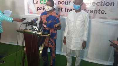 Présidentielle d'avril 2021 au Bénin: Agossa vante les qualités de son duo et lance « je suis un bon cadre »