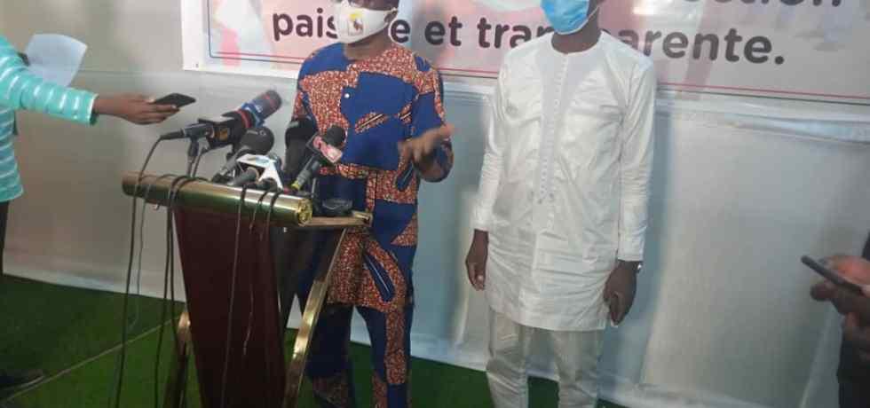 Présidentielle du 11 avril : Même bulletin nul a battu le duo Kohoué/Agossa après deux semaines de campagne dans tout le Bénin