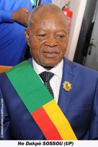 Réckya Madougou  victime de sa beauté : Le député Dakpè Sossou la juge trop « belle »  pour diriger le Bénin