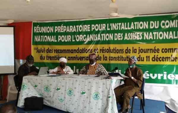 Bénin : Le GNC affûte ses armes pour la « restauration de la démocratie, de l'Etat de droit,… »