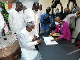 Présidentielles de 2021 au Bénin : La Céna a enregistré 4 dossiers de candidatures en 3 jours