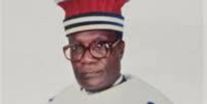 Côte d'Ivoire: Décès de Tia Koné, ancien président de la Cour suprême