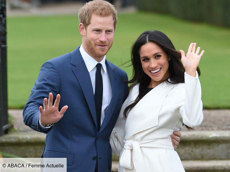 Harry et Meghan révèlent avoir déposé les prénoms de leur fille Lilibet Diana