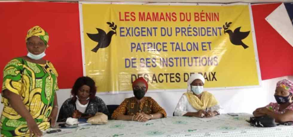 Bénin : Garya Saka, Berniss Dossou, Zaréna Chabi, Raïmatou Pachico et plusieurs femmes lancent un message pressant à Patrice Talon
