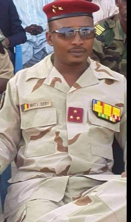 Après la mort du président Idriss Déby Itno : Son fils Mahamat Idriss Déby prend sa succussion… le parcours du nouvel homme fort du Tchad