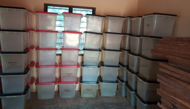 Présidentielle du 11 avril : Le matériel électoral acheminé dans l'Atacora sous haute escorte militaires et policières