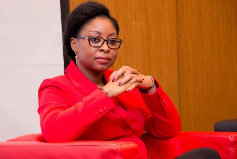 Aurélie Adam Soulé, ministre du numérique et de la digitalisation