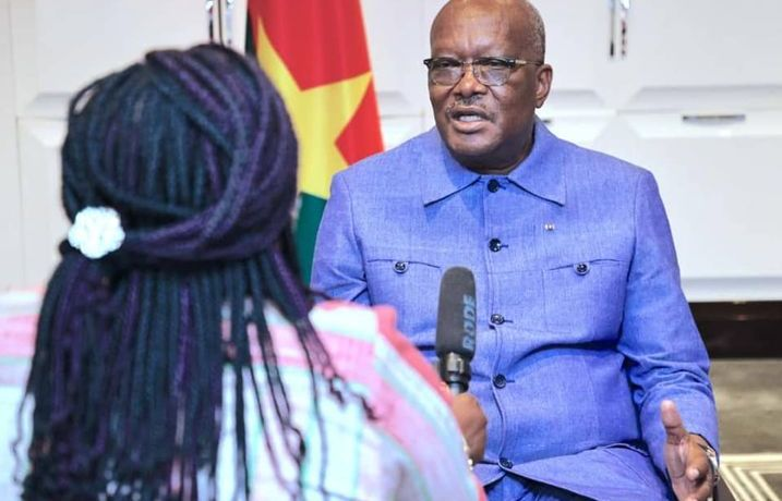 Le président Kaboré sort de son mutisme face aux manifestations des élèves