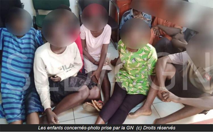 Cameroun: Une dizaine de mineurs dont 6 élèves surpris en plein ébats sexuels…un vieillard de 75 ans, présumé complice