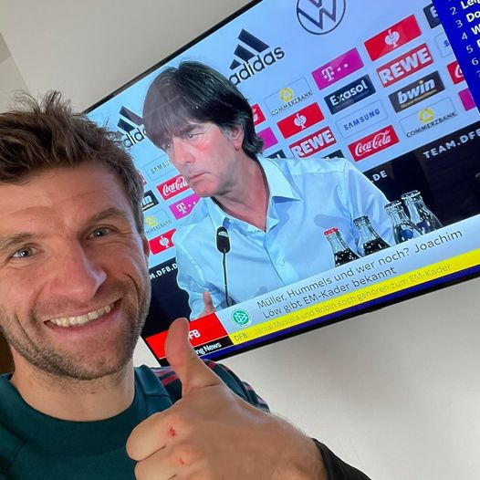Euro 2021/Football : La liste de l'Allemagne avec Muller et Hummels