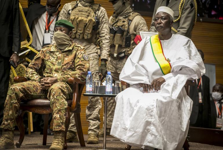 Mali: Démission du président Bah Ndaw et du Premier ministre Moctar Ouane