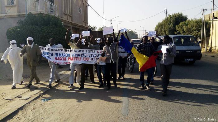 Au Tchad,  un Policier a été radié pour avoir tiré sur un manifestant lors d'une manifestation