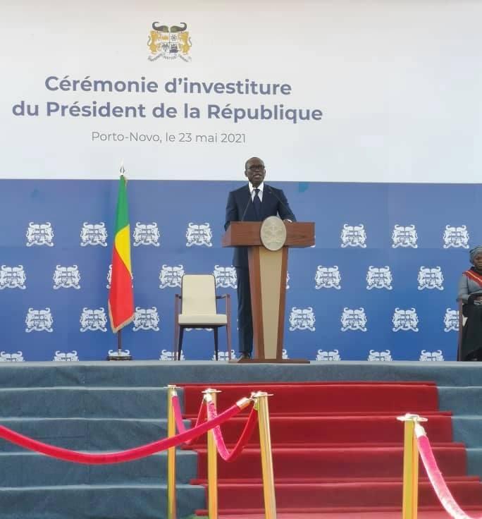 Bénin: Talon invite à « taire les querelles personnelles » et insiste sur « l'ennemi commun des béninois »
