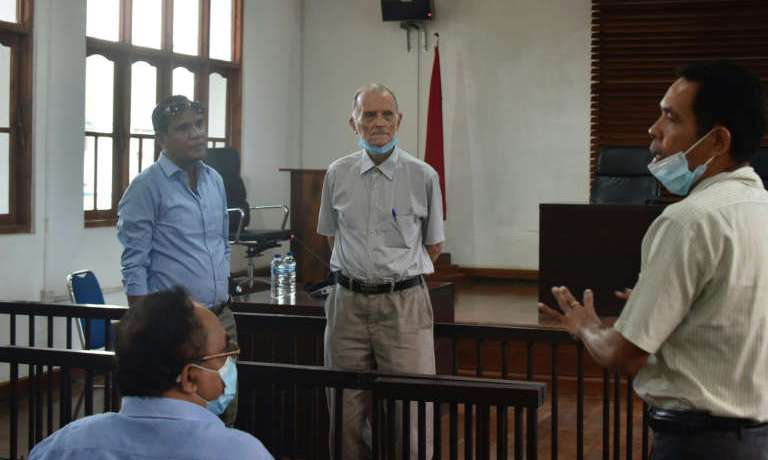 Un ex-prêtre américain en procès au Timor pour abus sexuels sur des enfants