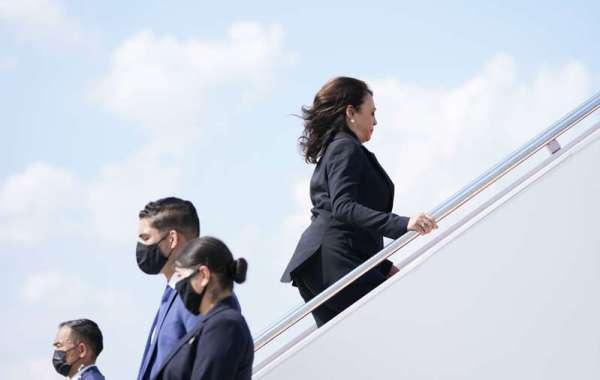 Etats-Unis : L'avion de Kamala Harris forcé de faire demi-tour à cause d'un problème technique