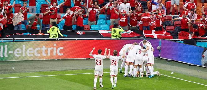 Impressionnant face au Pays-de-Galles, le Danemark s'impose tout comme l'Italie qui est venu à bout de l'Autriche dans les prolongations (2-1).