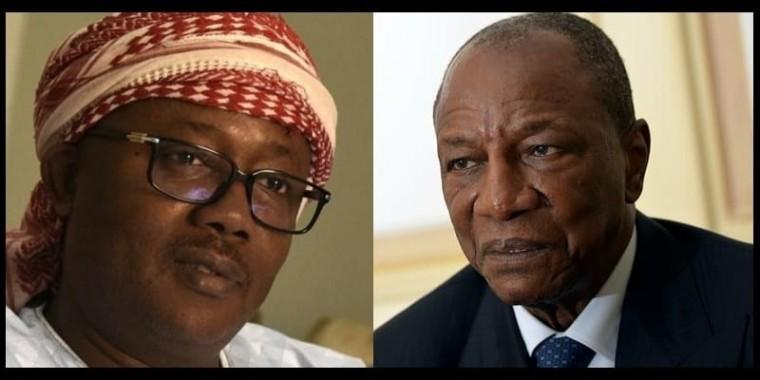 Guéguerre entre les présidents de la Guinée Conakry et de la Guinée Bissau: Ùmaro Sissoco Embaló critique ouvertement Alpha Condé