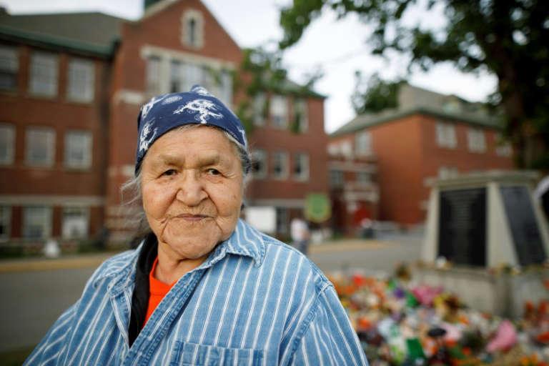 Canada: les douloureux souvenirs d'une survivante des pensionnats autochtones