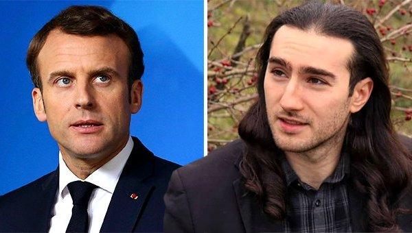 """""""Un sentiment d'injustice m'a parcouru"""": le gifleur de Macron condamné à 4 mois de prison ferme"""