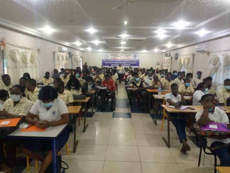 Intégration régionale et enseignement supérieur : L'Uemoa expose ses réalisations, programmes et projets en cours au Bénin aux étudiants de l'Ucao