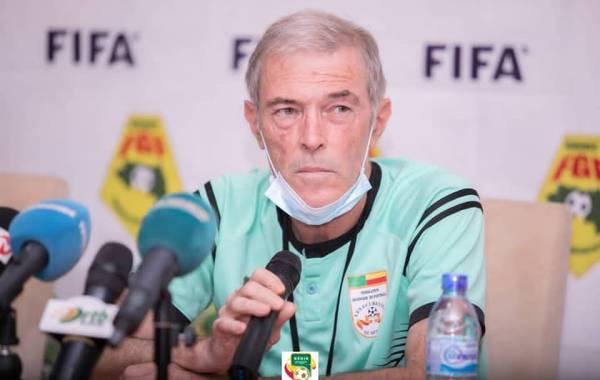 Michel Dussuyer restera à la tête des Ecureuils du Bénin