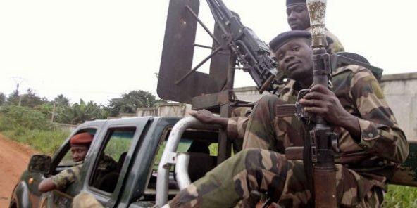 Côte d'Ivoire : Un soldat tué suite à une attaque par des hommes armés à Tougbo