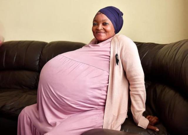 L'histoire de la Sud-africaine Gosiame Thamara Sithole aux 10 bébés est fausse, révèle une enquête