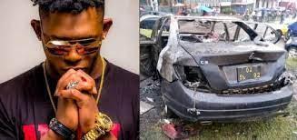 L'artiste camerounais, Tenor victime d'un grave accident de la route