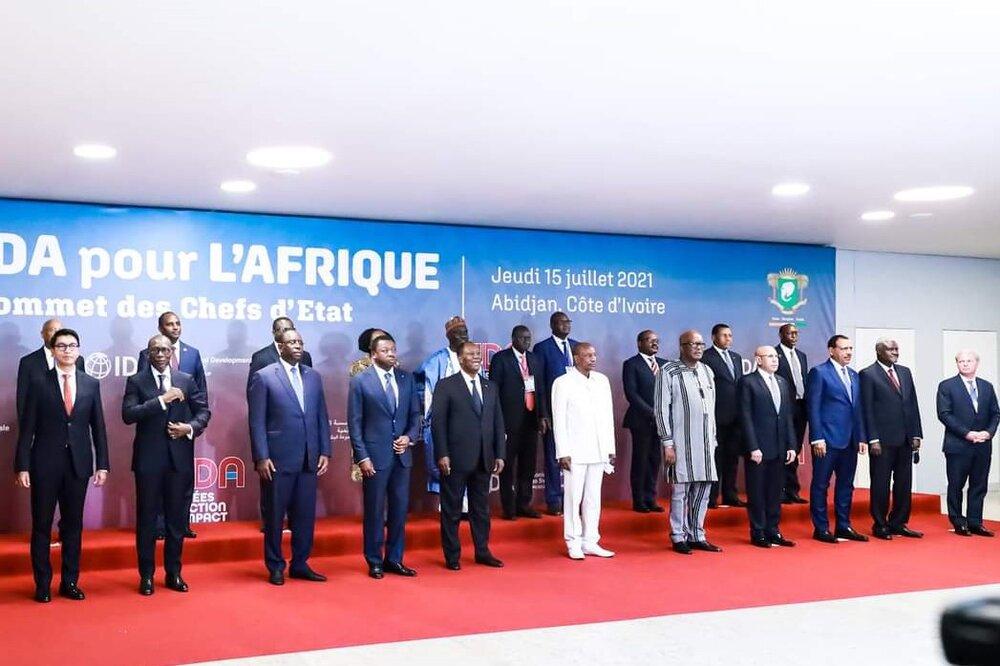 Réunion des Chefs d'État et de Gouvernement pour soutenir une vingtième (20ème) reconstitution ambitieuse des ressources de l'Association Internationale de Développement (IDA20)